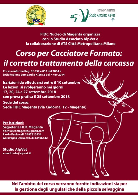 LocandinaCorsoCarniMagenta2018
