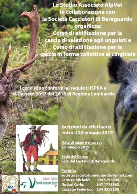 Locandina Caccia Bereguardo_2019_Sel&Coll