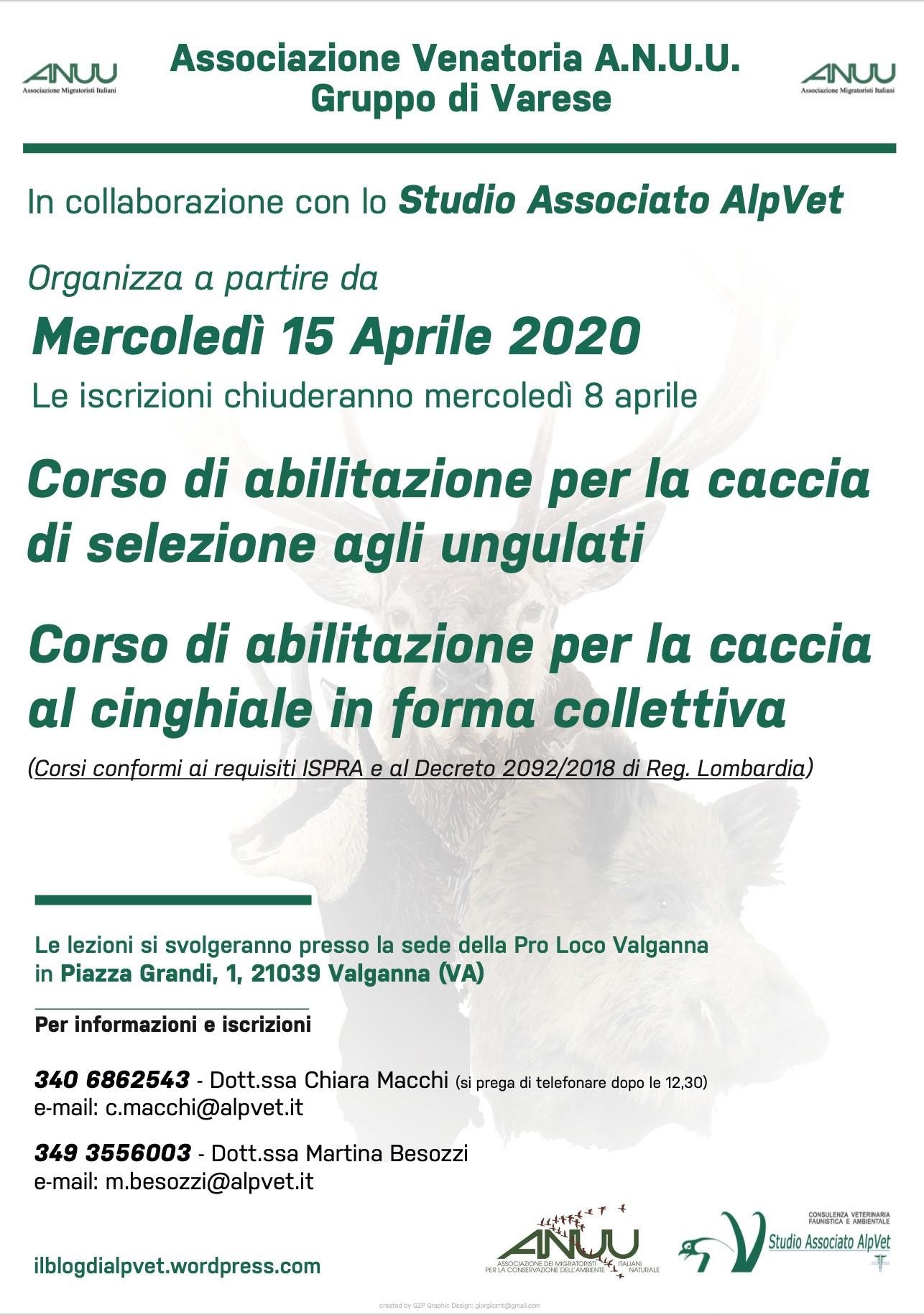 Locandina ANUU_2020