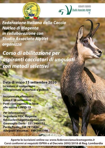 Locandina Corso Selezione_2020_set